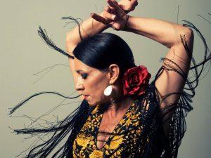 JUANA CALÀ maestra storica del Flamenco italiano